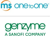 2014 Genzyme One to One logo